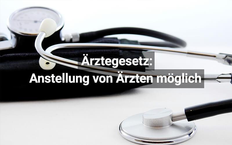 Ärzte Anstellung in Österreich möglich