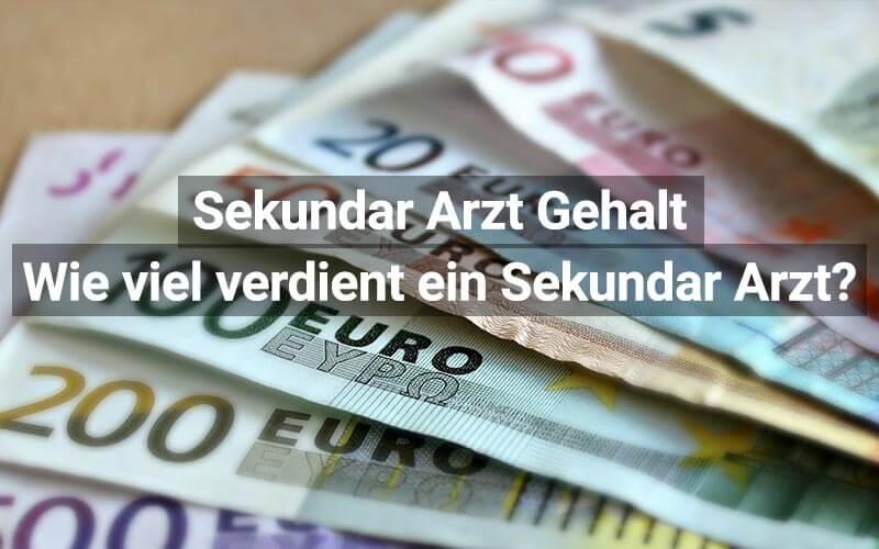 Gehalt Sekundar Arzt Österreich
