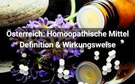 Homöopathie Österreich