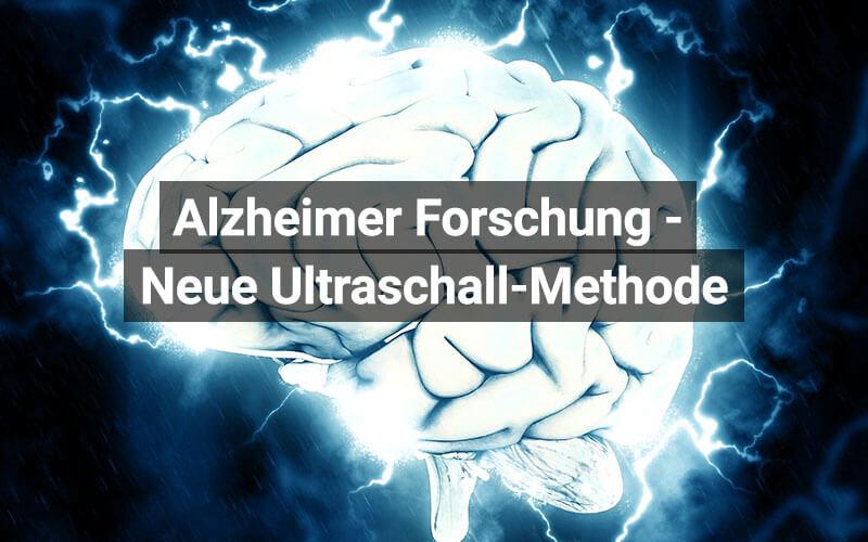 Methode Gegen Alzheimer