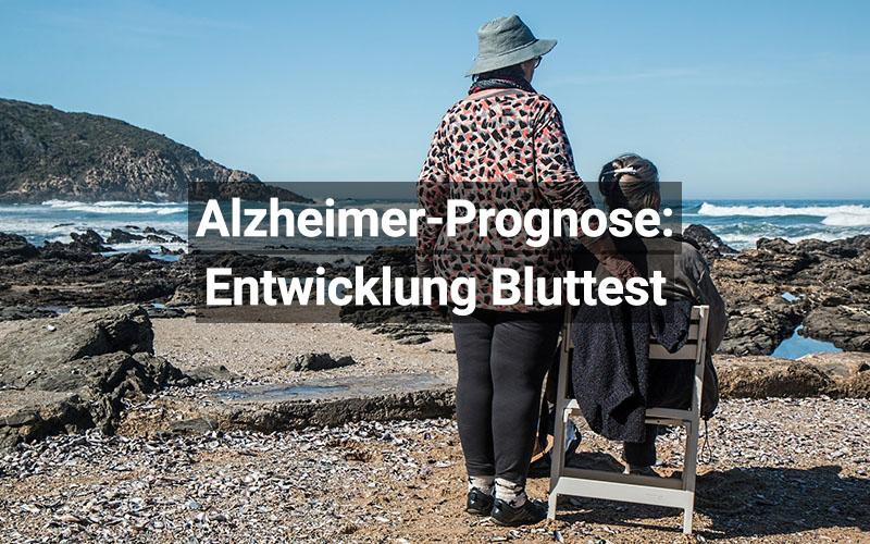 Alzheimer Bluttest