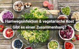 Studie Weniger Harnwegsinfektionen Vegetarische Ernährung
