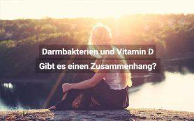 Studie Vitamin D Darmbakterien