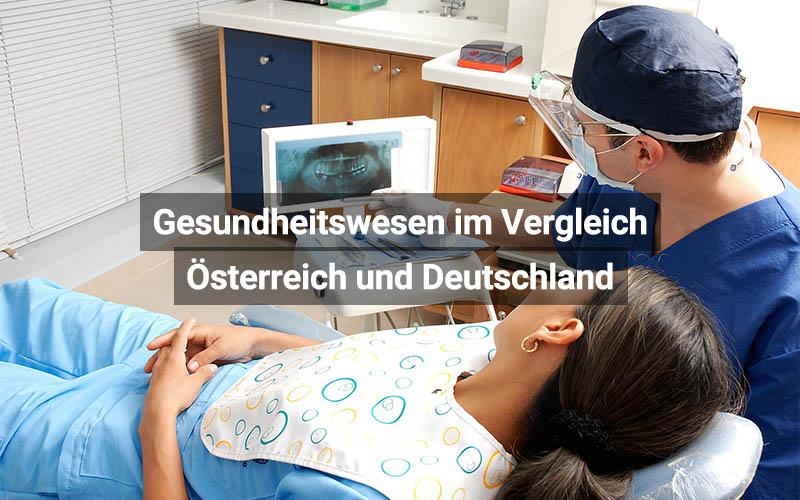 Gesundheitswesen Vergleich Österreich Und Deutschland