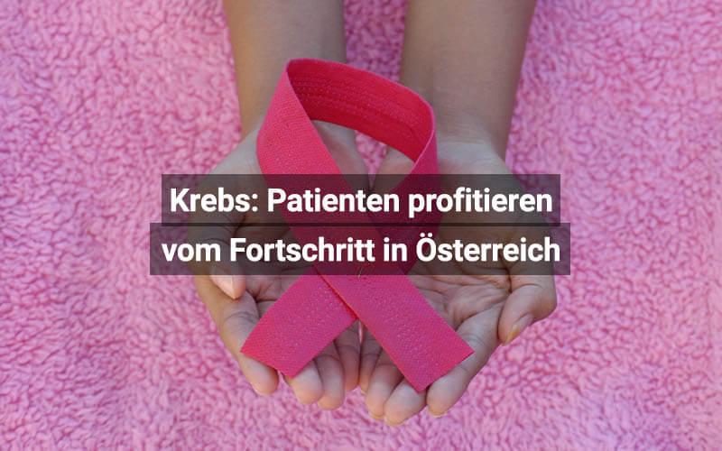 Fortschritt Krebs Forschung Österreich