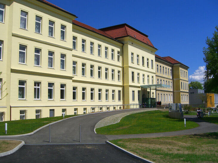 LKH Murtal Standort Knittelfeld