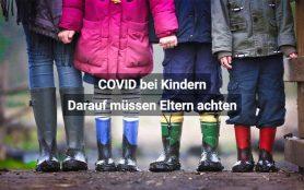 COVID Bei Kindern Österreich