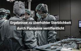 Ergebnisse Zu überhöhter Sterblichkeit Durch Pandemie Veröffentlicht