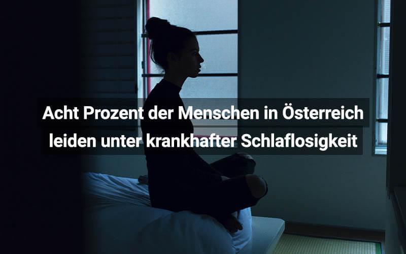Acht Prozent Der Menschen In Österreich Leiden Unter Krankhafter Schlaflosigkeit
