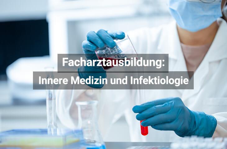 Facharztausbildung Infektiologie