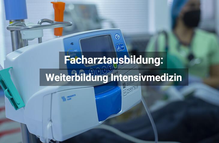 Facharztausbildung Innere Medizin Und Intensivmedizin